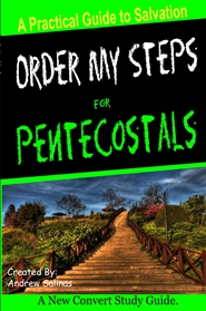 Order My Steps (spiral) cover image