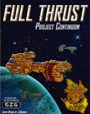 Full Thrust: Project Continuum V1.14 (April 2017) cover image