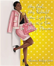 Hey Girl, Hey: Rebuild Your Life One Day at a Time Daily Journal cover image