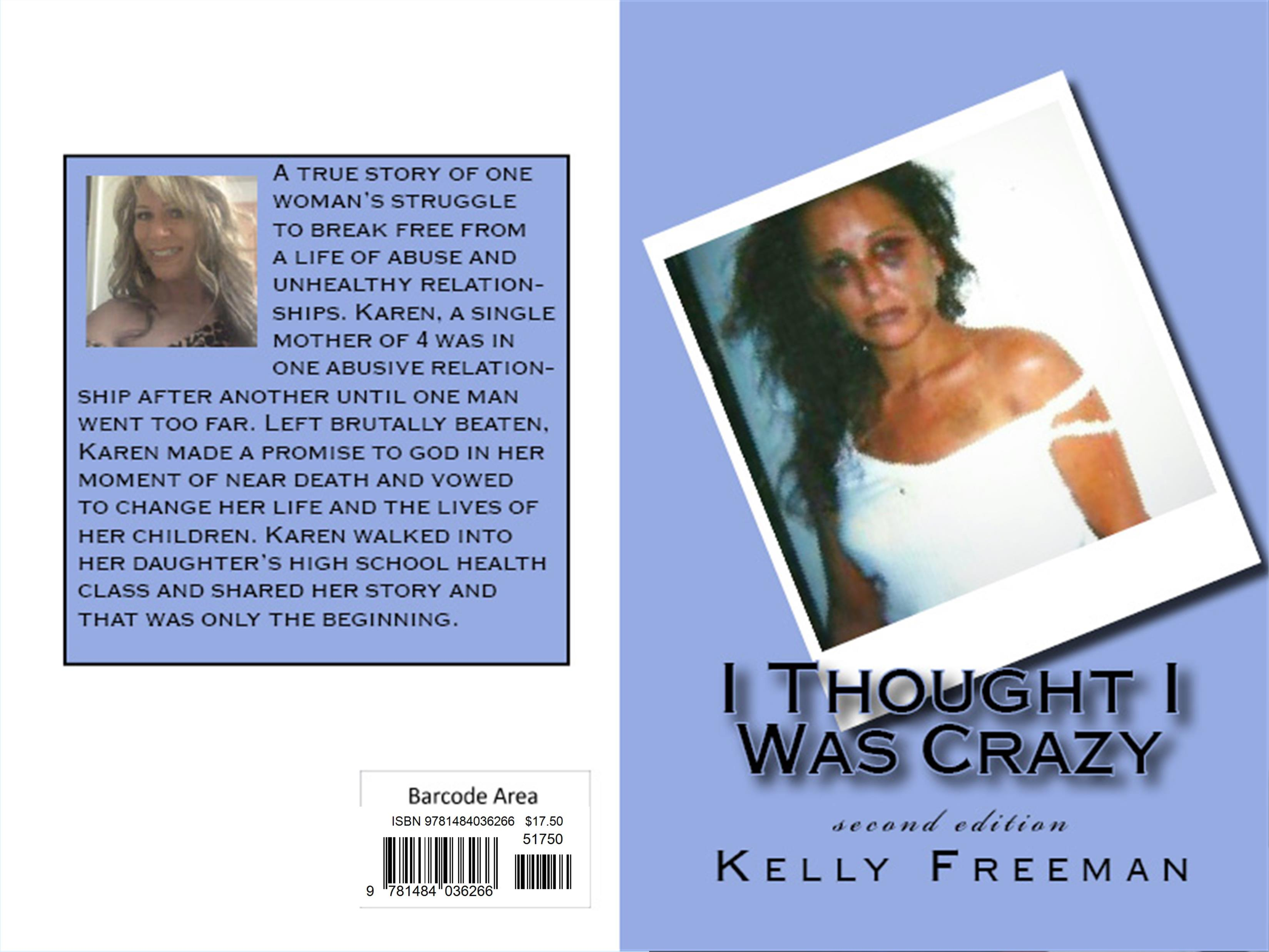 I Thought I Was Crazy cover image