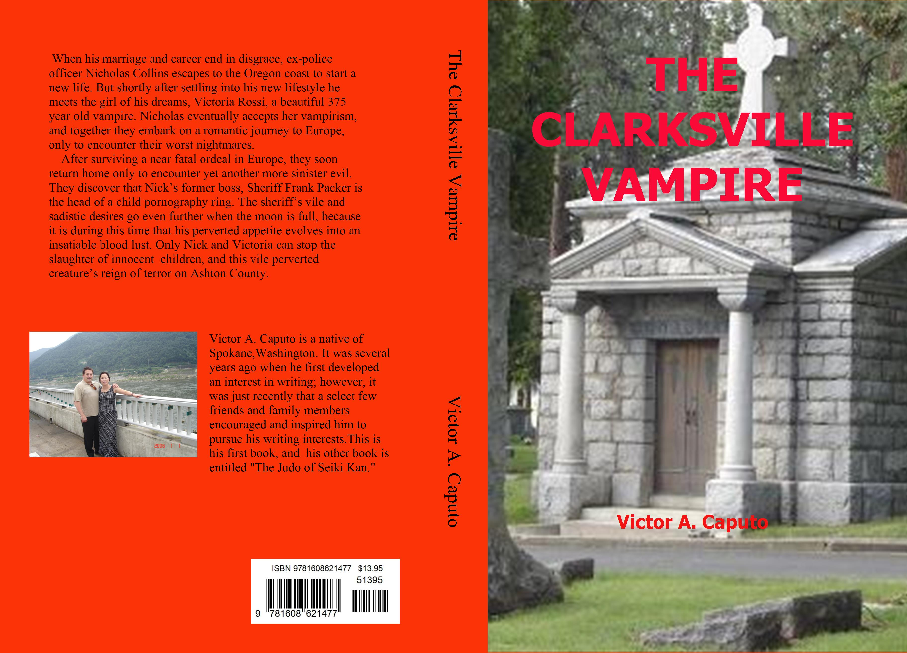 THE CLARKSVILLE VAMPIRE cover image