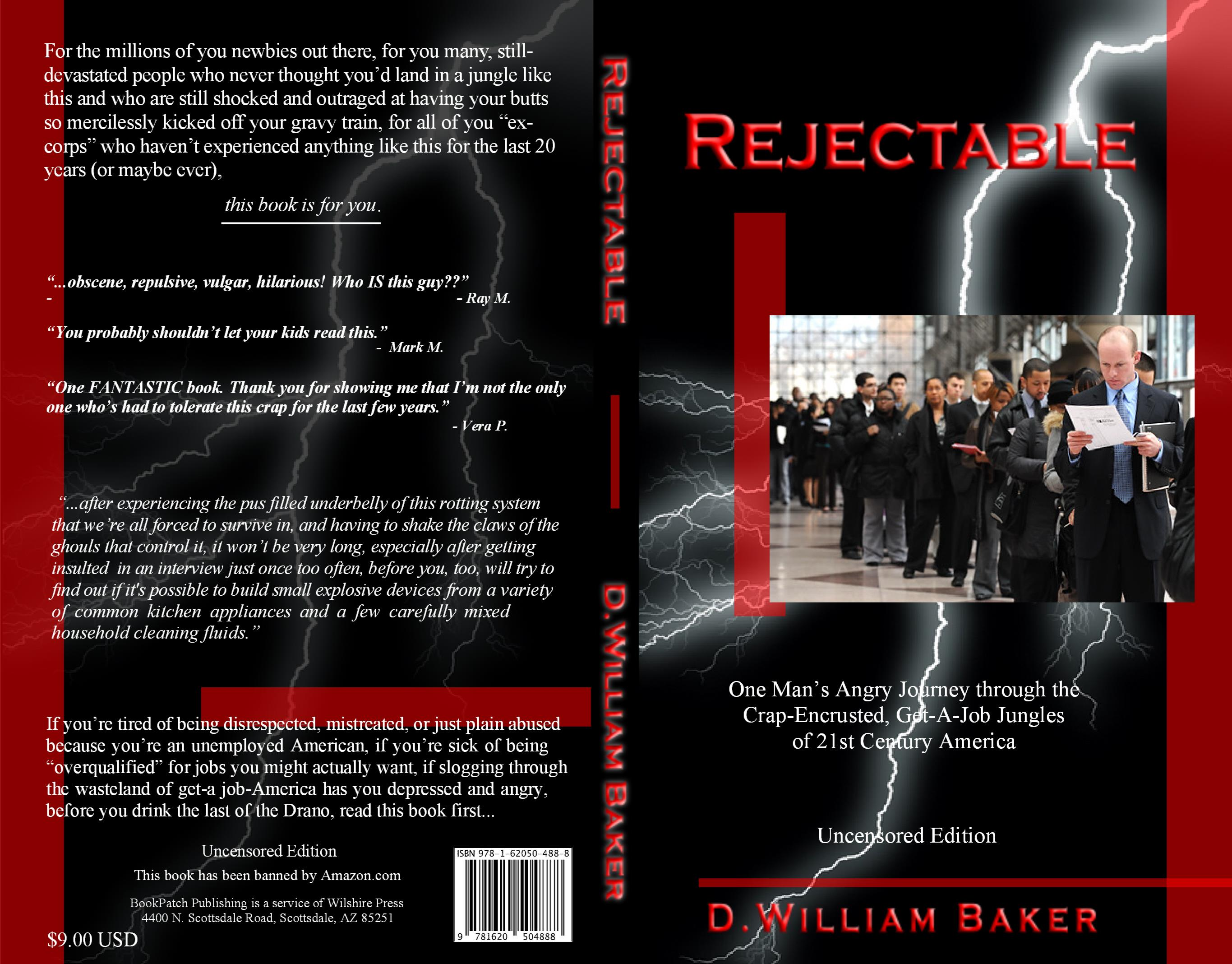 rejectable by david baker com rejectable cover image rejectable cover image rejectable cover image