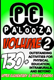 PEPALOOZA VOLUME 2 Outstanding Activities for Physical Education, Intramurals and Beyond cover image