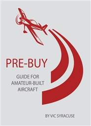 Pre-Buy Guide for Amateur-Built Aircraft cover image