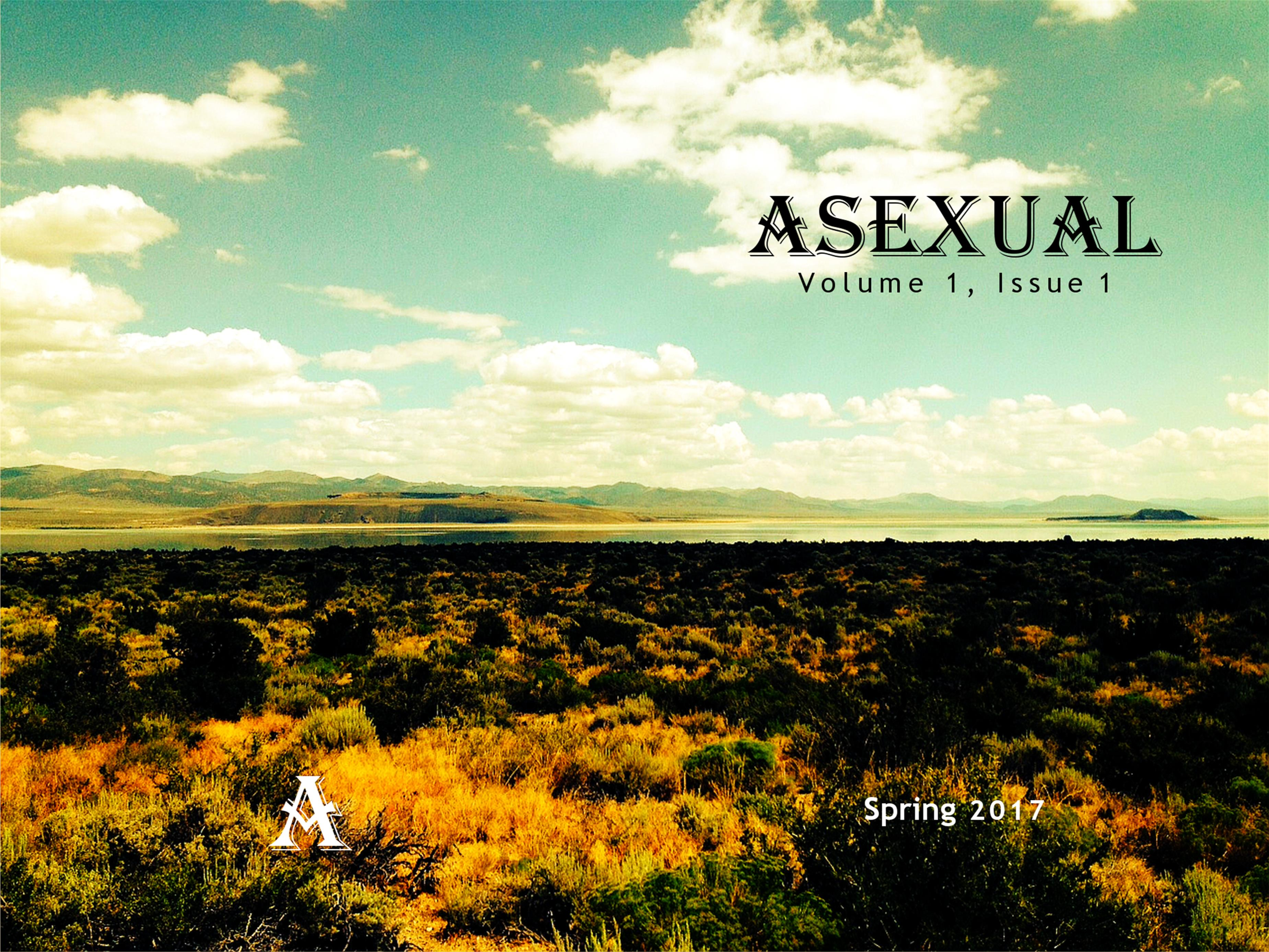 The Asexual: Vol. 1, Issue 1 cover image