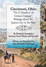 Cincinnati, Ohio: The El Dorado of the German Emigrant cover image