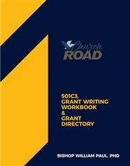 501c3,  Grant Writing Workbook  & Grant  Directory cover image