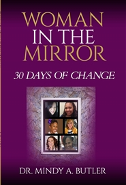 Woma in the Mirror 30 Days of Change cover image