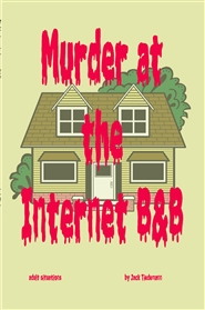 70- Murder at the Internet B&B cover image