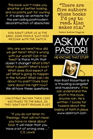 ASK MY PASTOR (he knows that stuff) cover image