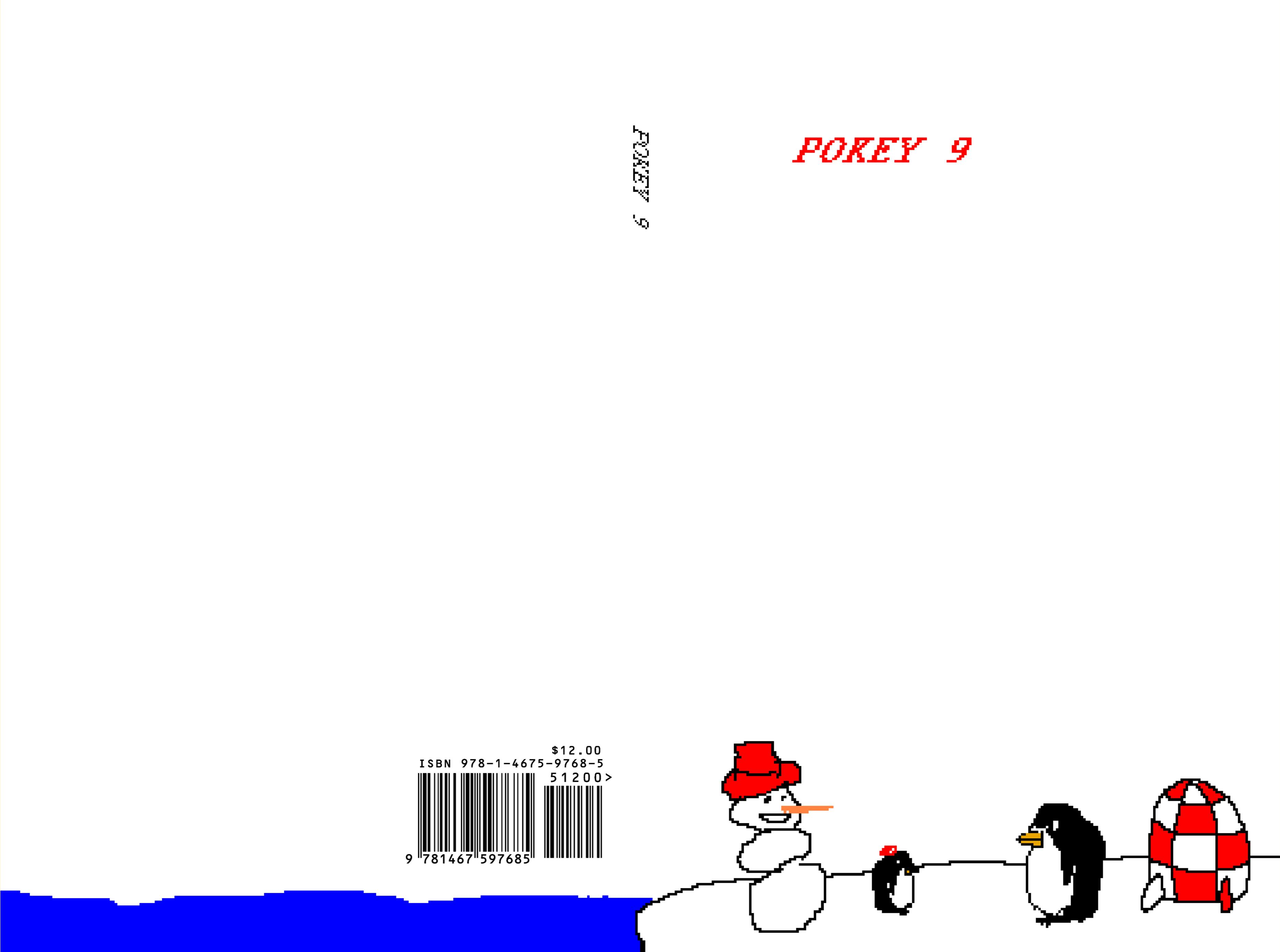 POKEY THE PENGUIN VOL 9 cover image
