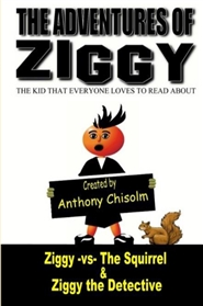 The Adventures of Ziggy cover image
