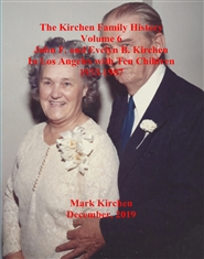 The Kirchen Family History ... cover image