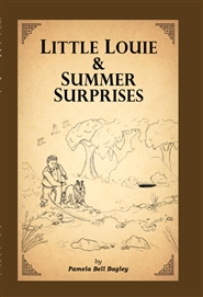 Little Louie & Summer Surprises cover image