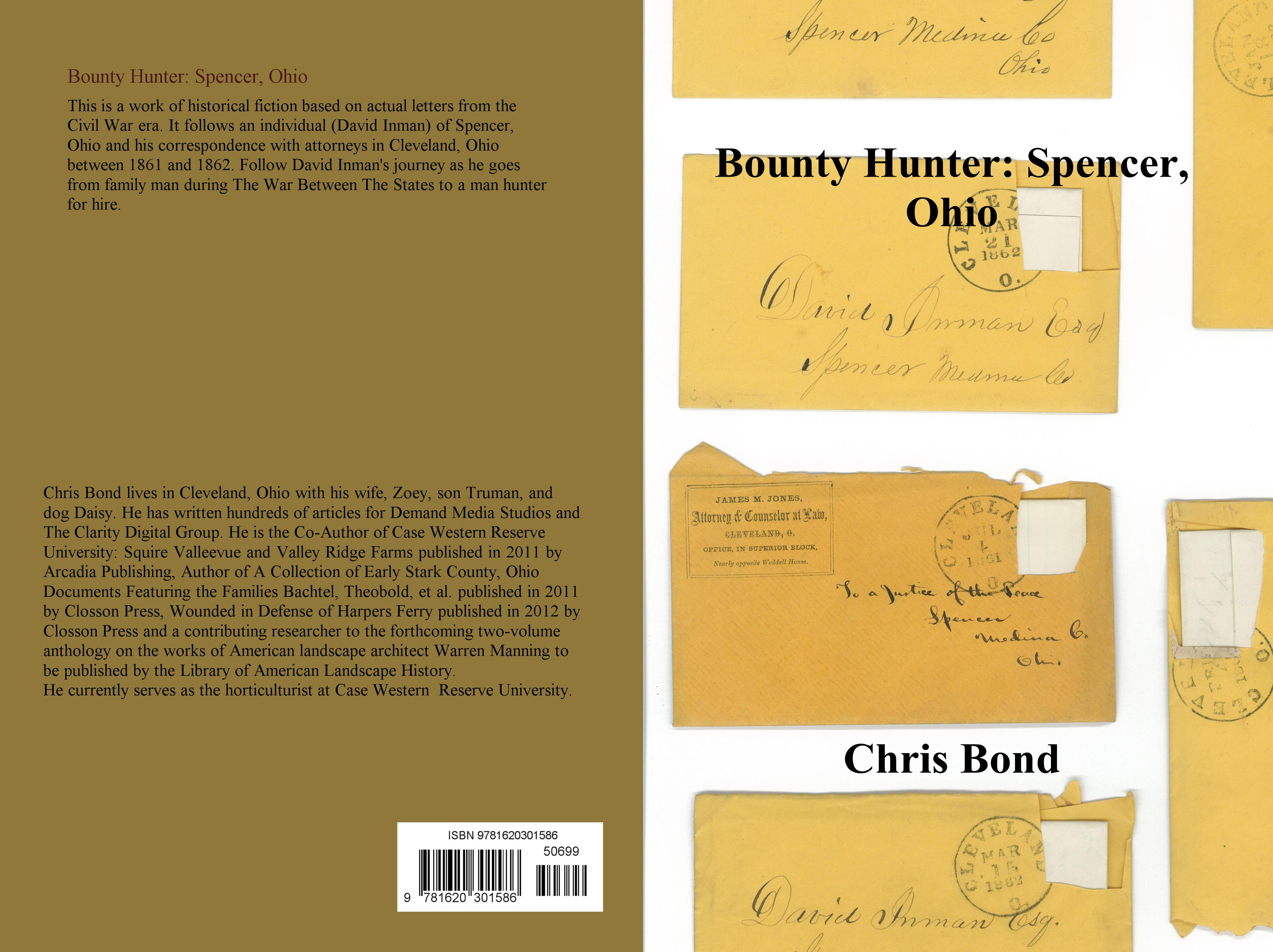 Bounty Hunter: Spencer, Ohio cover image