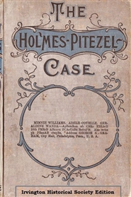 The Holmes - Pitezel Case cover image