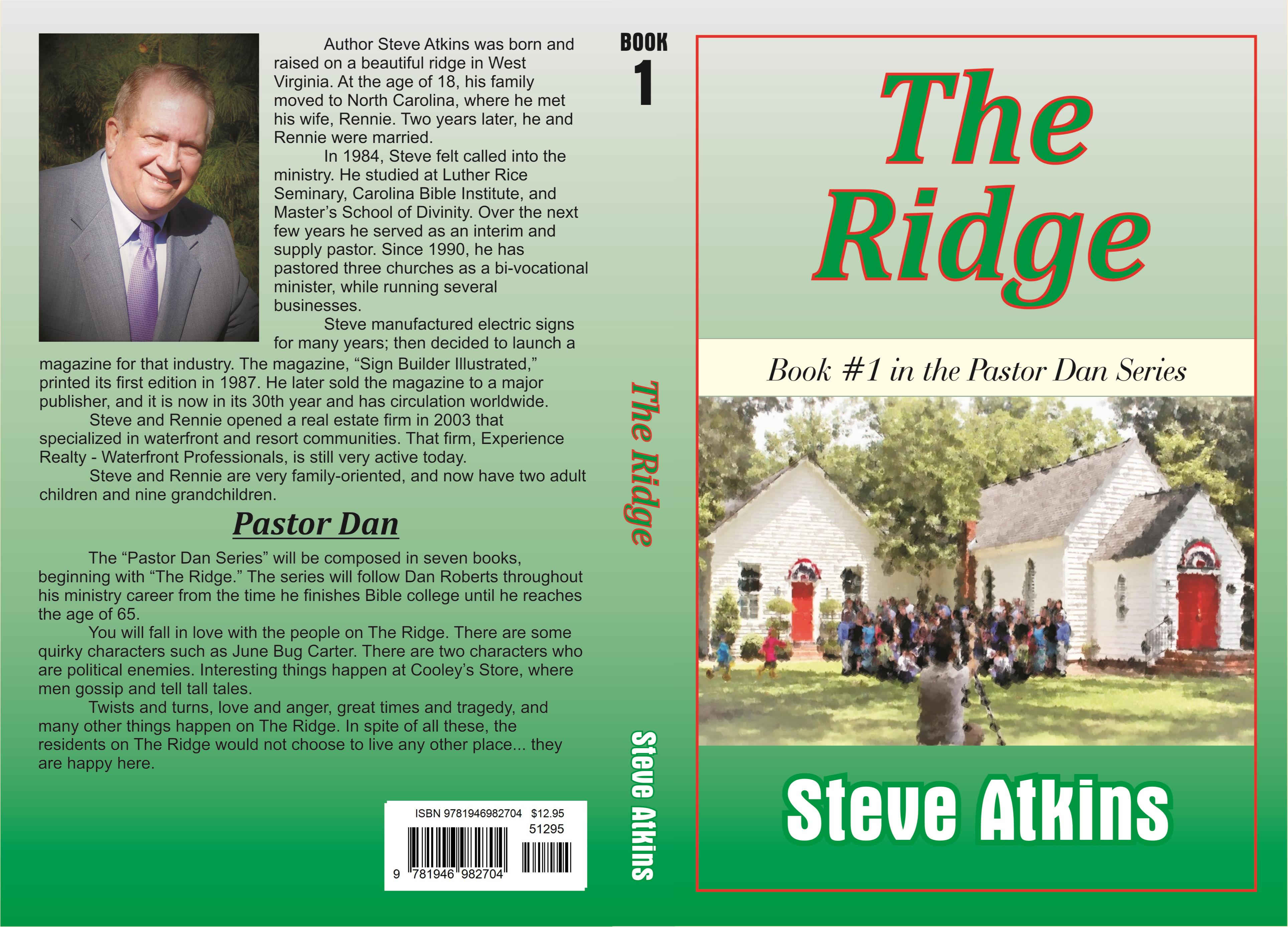 The Ridge - Book One of the Pastor Dan Series cover image