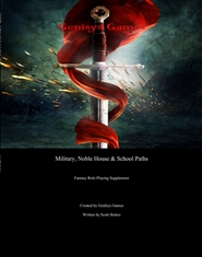 Military, Noble House & School Paths cover image