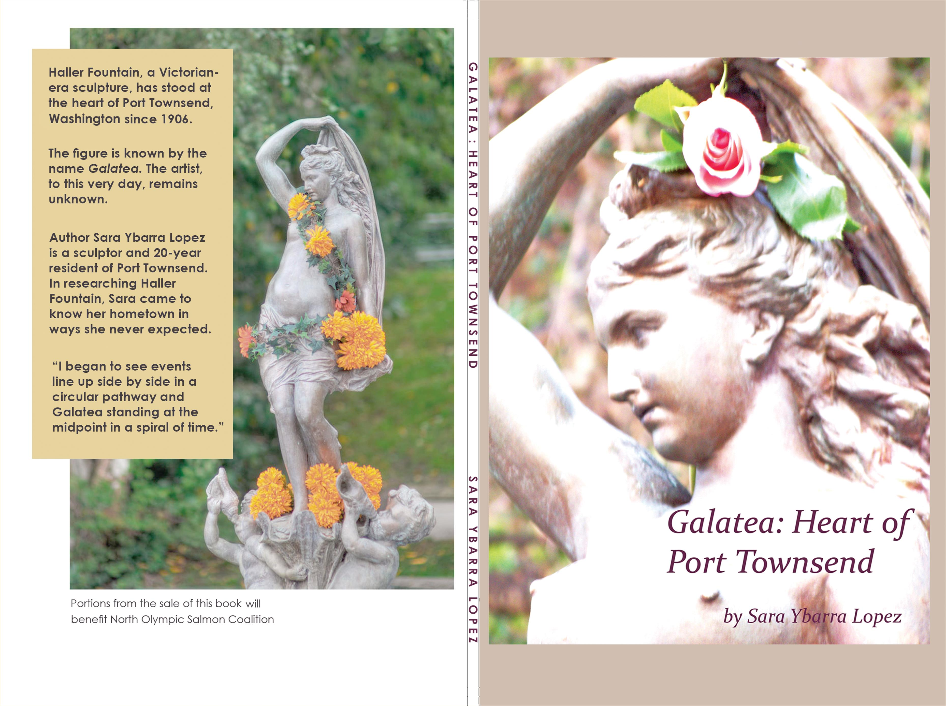 Galatea: Heart of Port Townsend, 2nd edition cover image