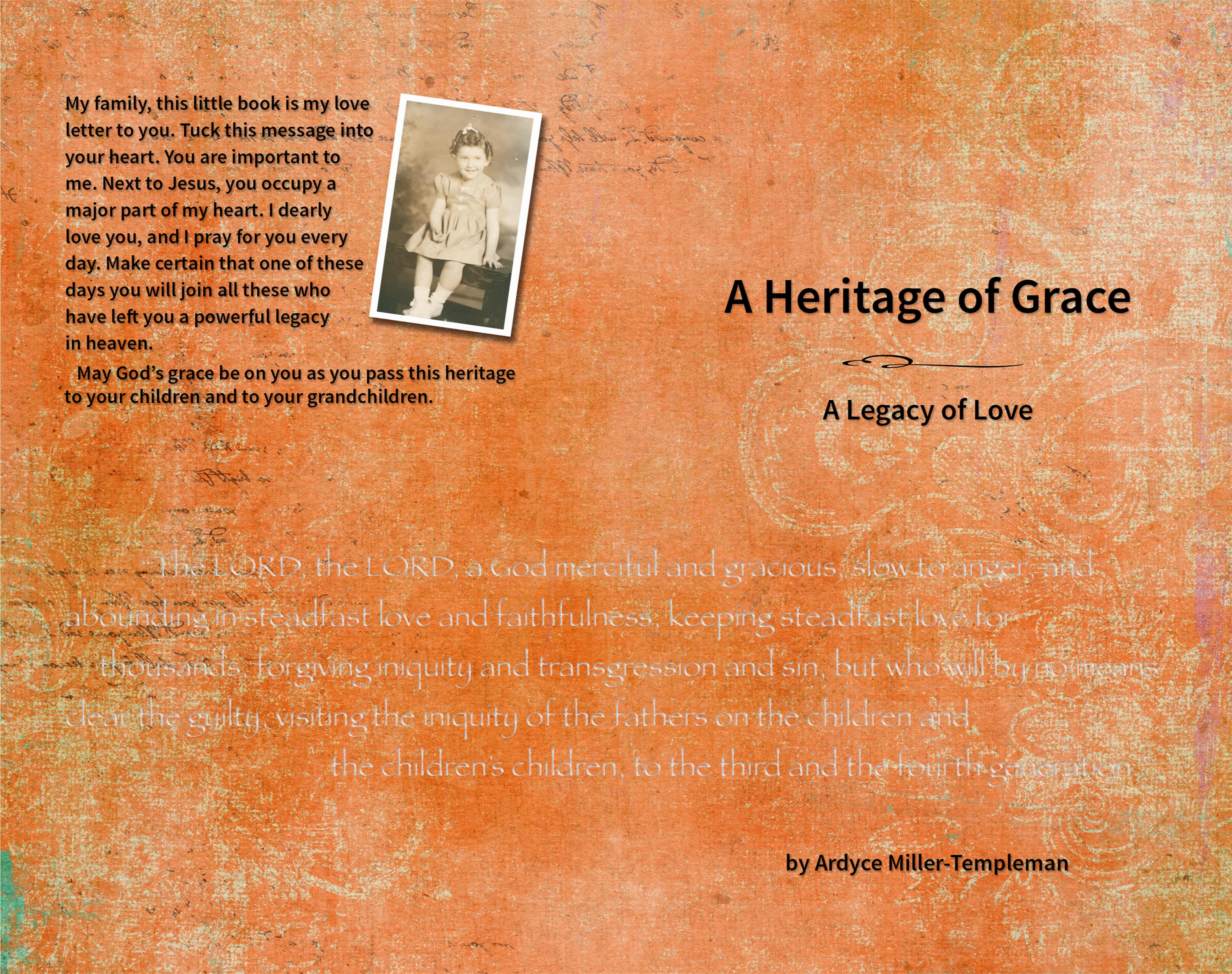 A Heritage of Grace cover image