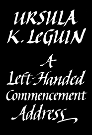 A Left-Handed Commencement Address cover image
