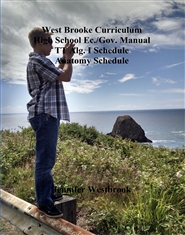 West Brooke Curriculum High School Ec./Gov. Manual TT Alg. I Schedule Anatomy Schedule cover image