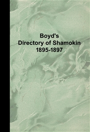 1895-97 Directory of Shamokin cover image