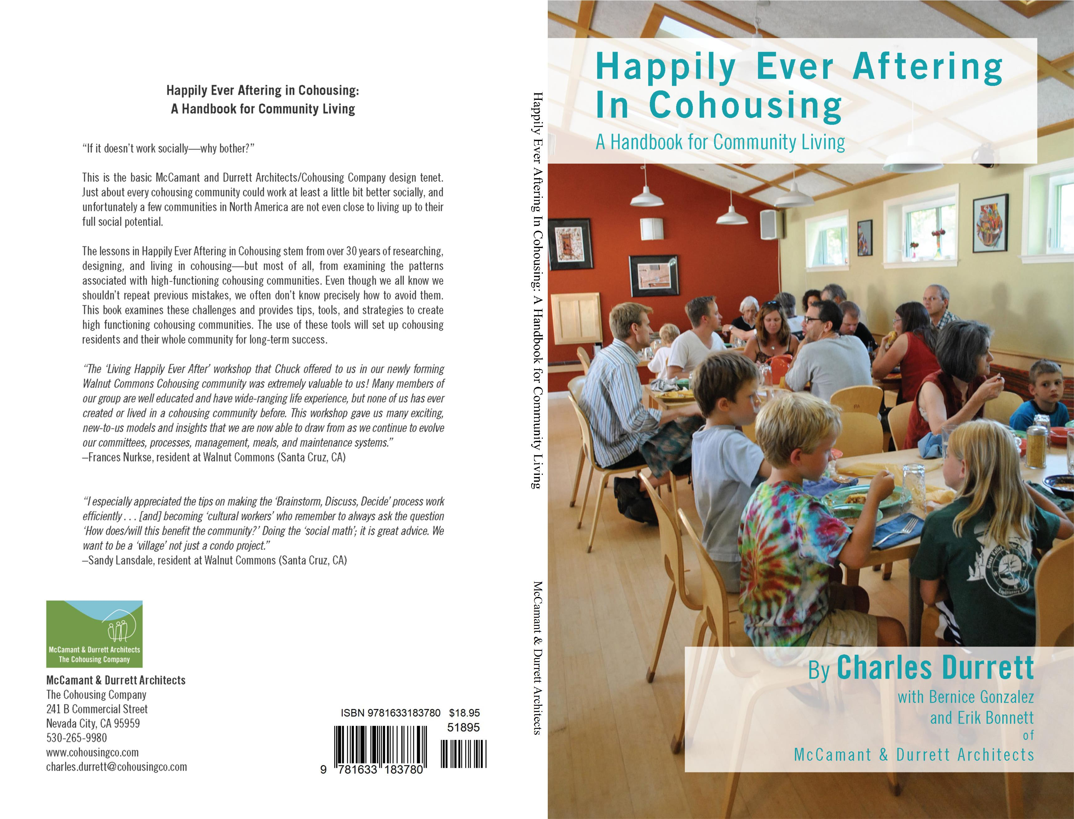 Happily Ever Aftering In Cohousing: A Handbook fro Community Living cover image
