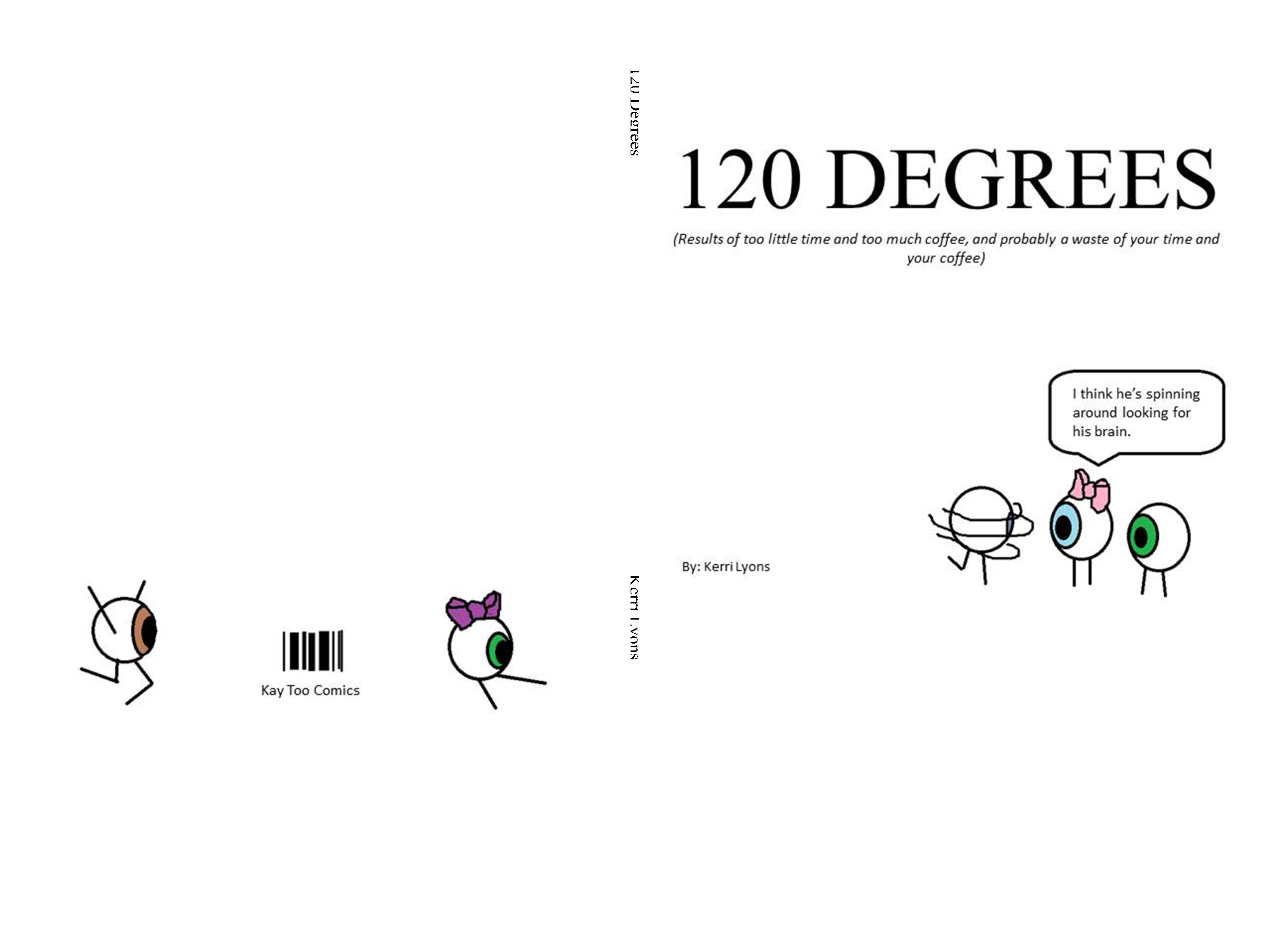 120 Degrees cover image
