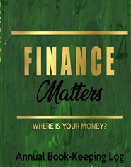 Finance Matters Where Is Your Money cover image