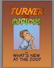 Turner the Curious in What ... cover image