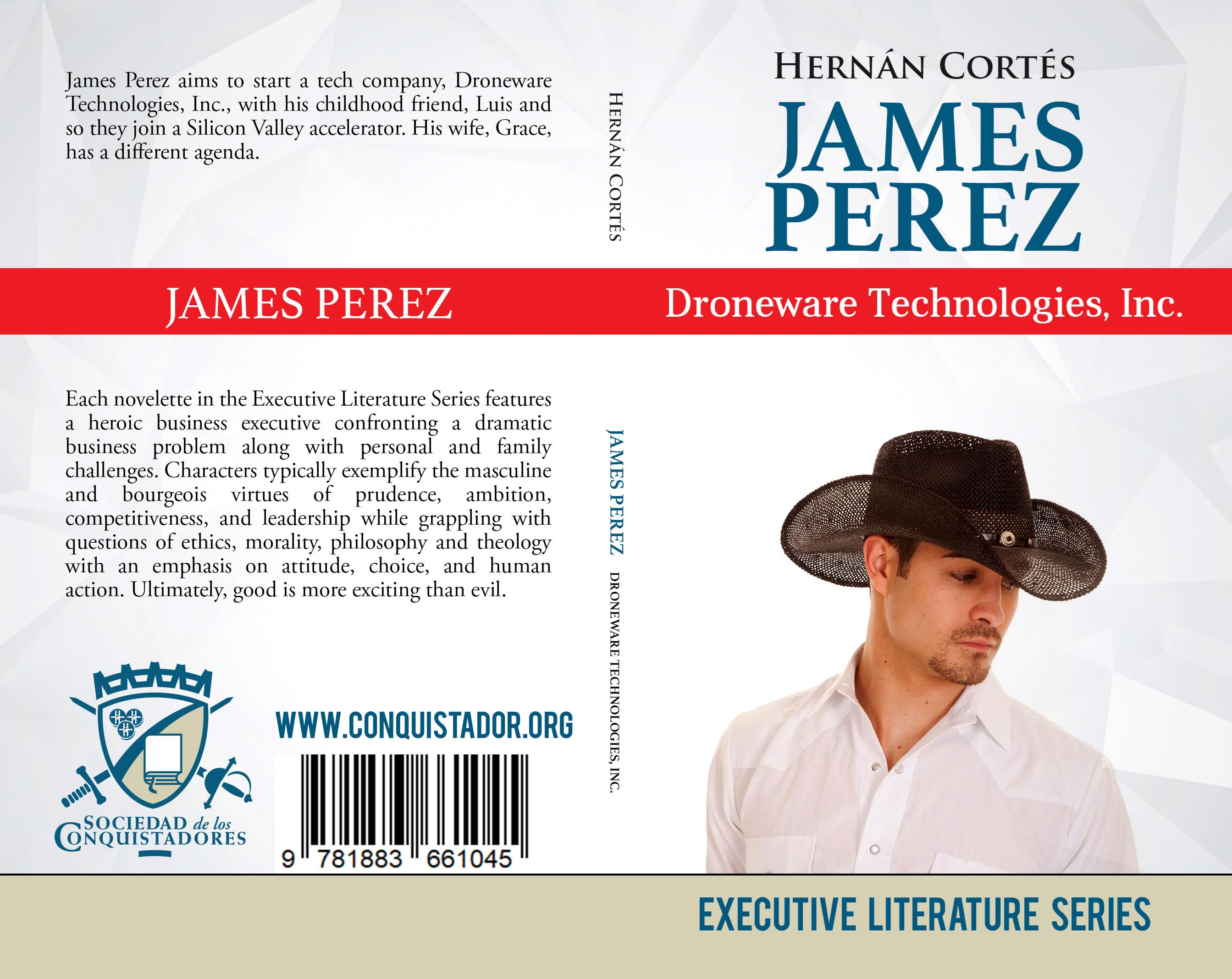 James Perez: Droneware Technologies, Inc. cover image