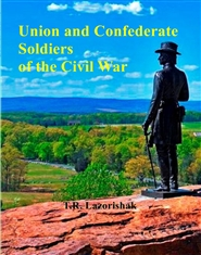 Union and Confederate Soldiers of the Civil War cover image