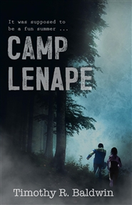 Camp Lenape (A Kahale and Claude Mystery Series, Book 1) cover image