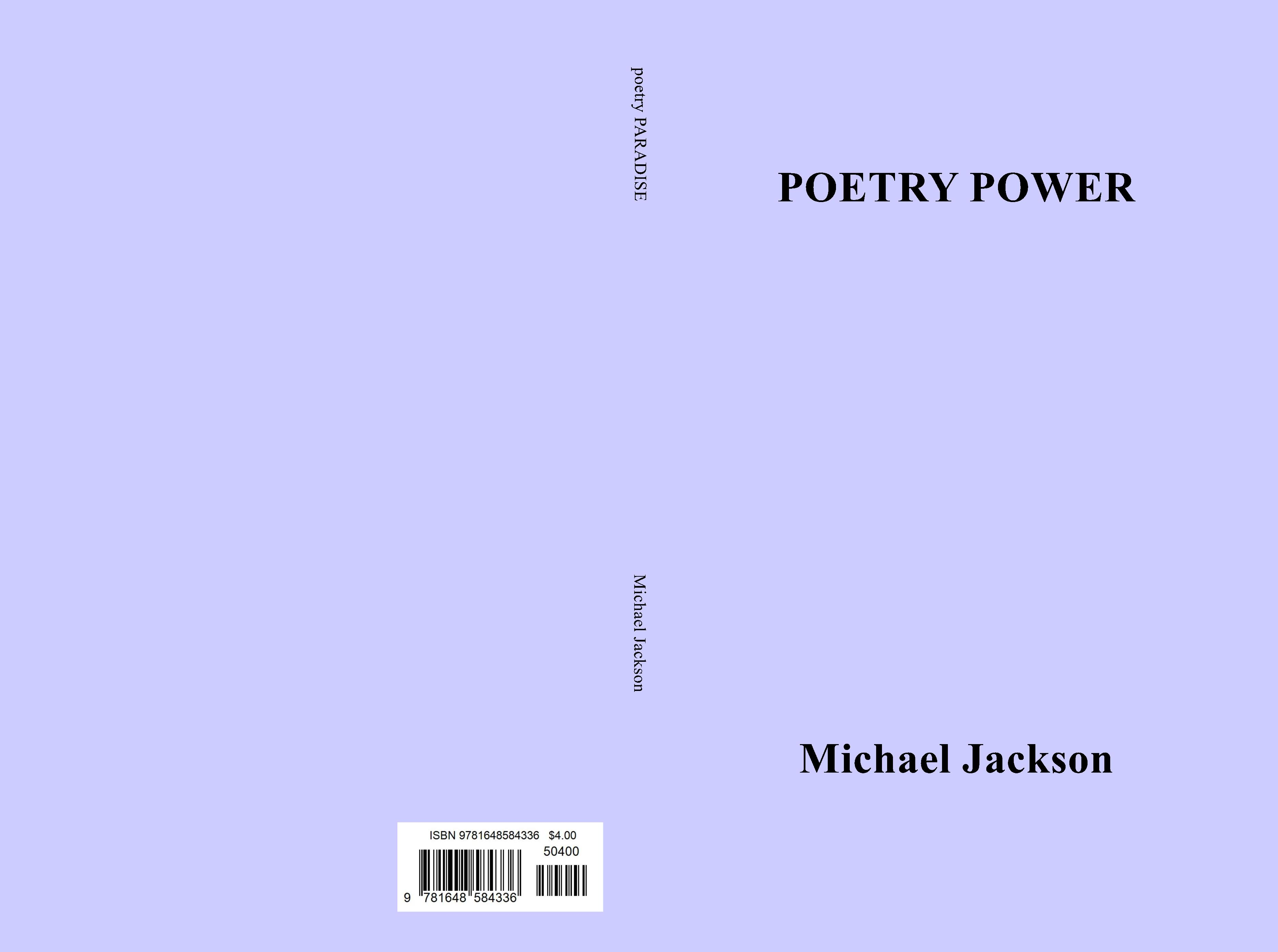 POETRY POWER cover image