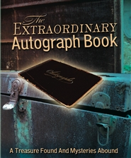 The Extraordinary Autograph Book cover image