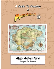 A Guide to Creating a Math Squad Map Adeventure cover image