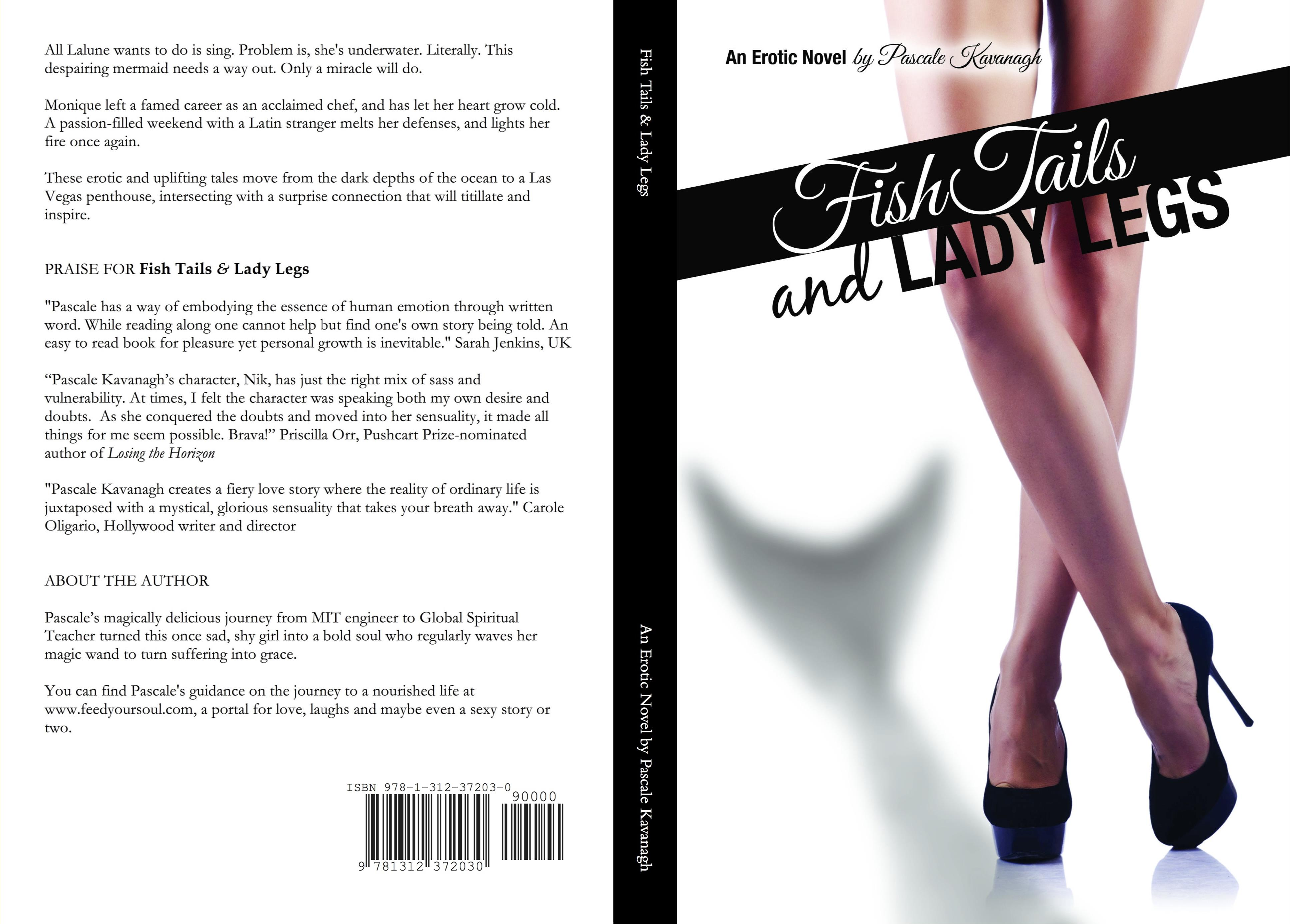 Fish Tails & Lady Legs cover image