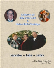 Billy Van Cole & Helen Ruth Claridge Children cover image