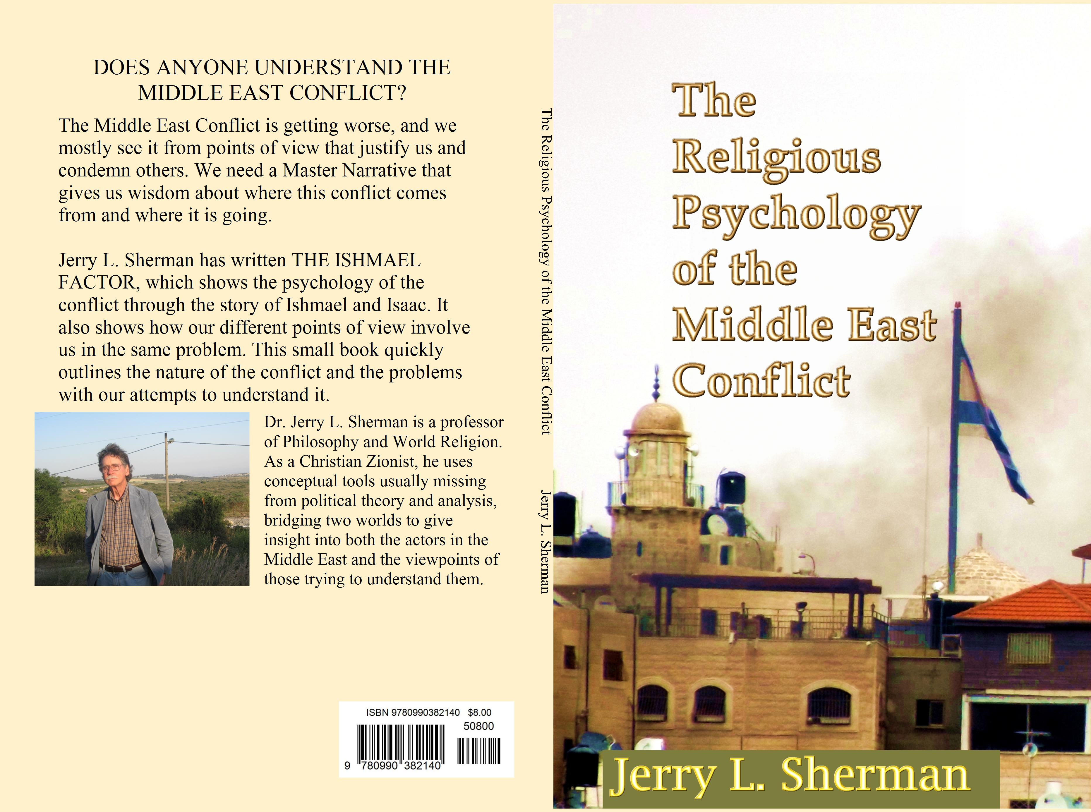 The Religious Psychology of the Middle East Conflict cover image
