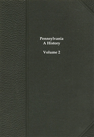 Pennsylvania, A History - Volume 2 cover image