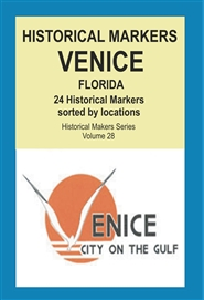 Historical Markers VENICE, Florida cover image