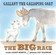 Gallant the Galloping Goat II: The Big Race cover image