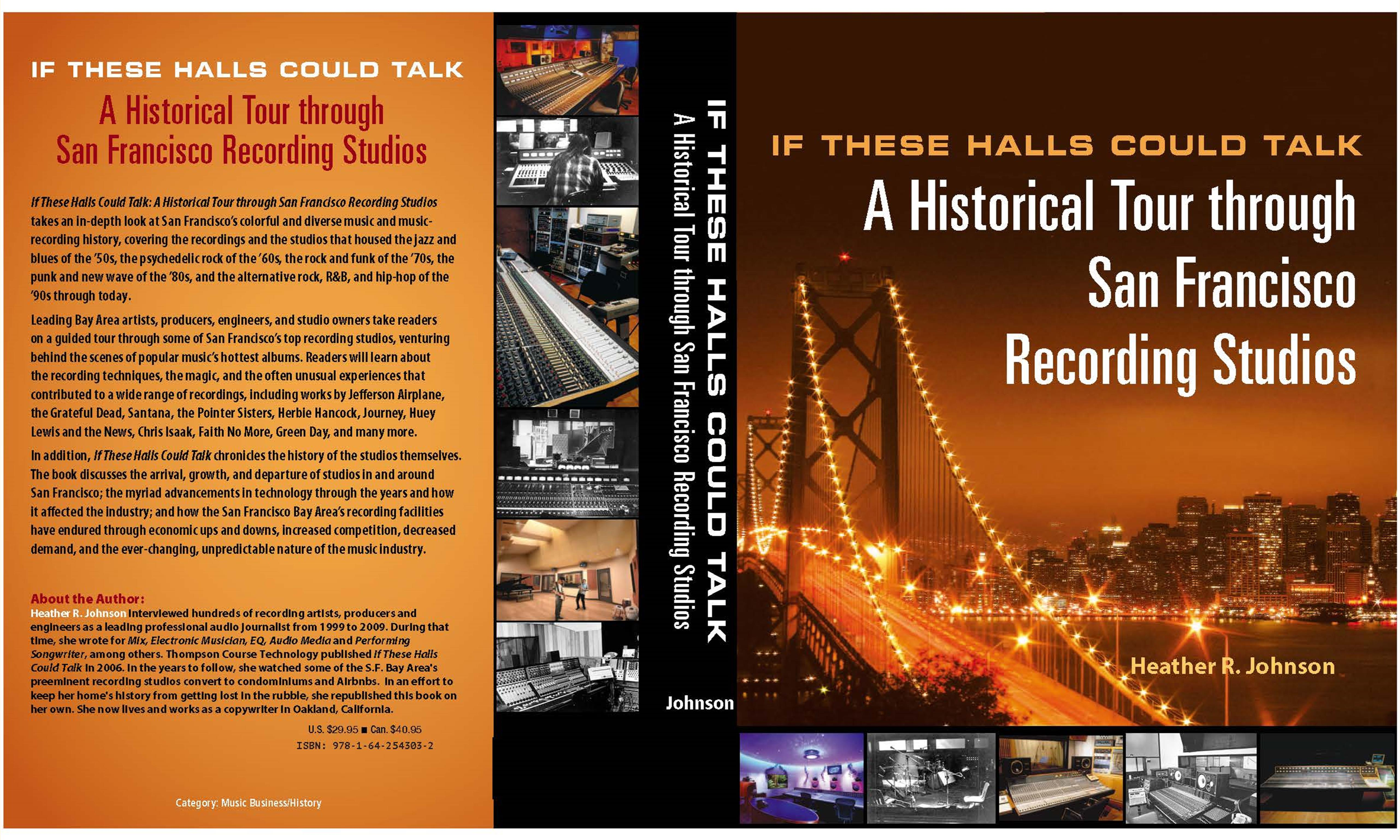 If These Halls Could Talk: A Historical Tour through San Francisco Recording Studios cover image