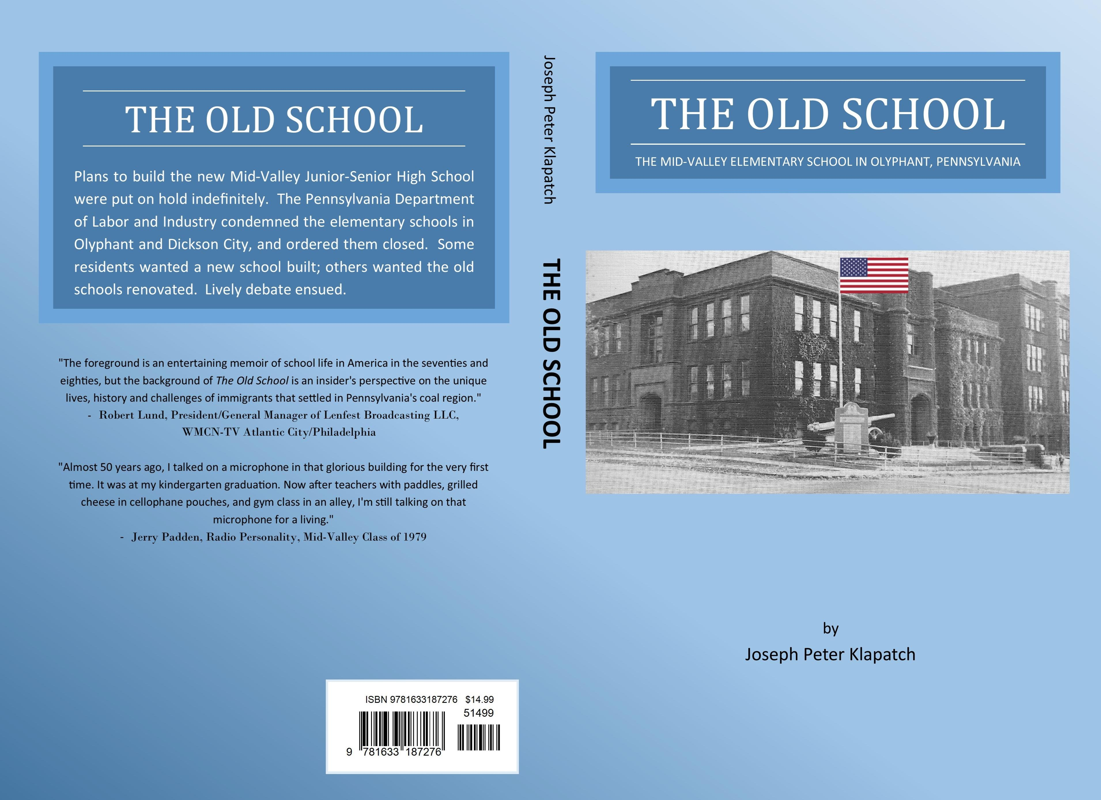 The Old School cover image