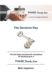 PHASE Family Loan -- Decision Key ~ cover image