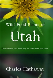 Wild Food Plants of Utah cover image