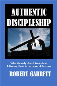 AUTHENTIC DISCIPLESHIP cover image