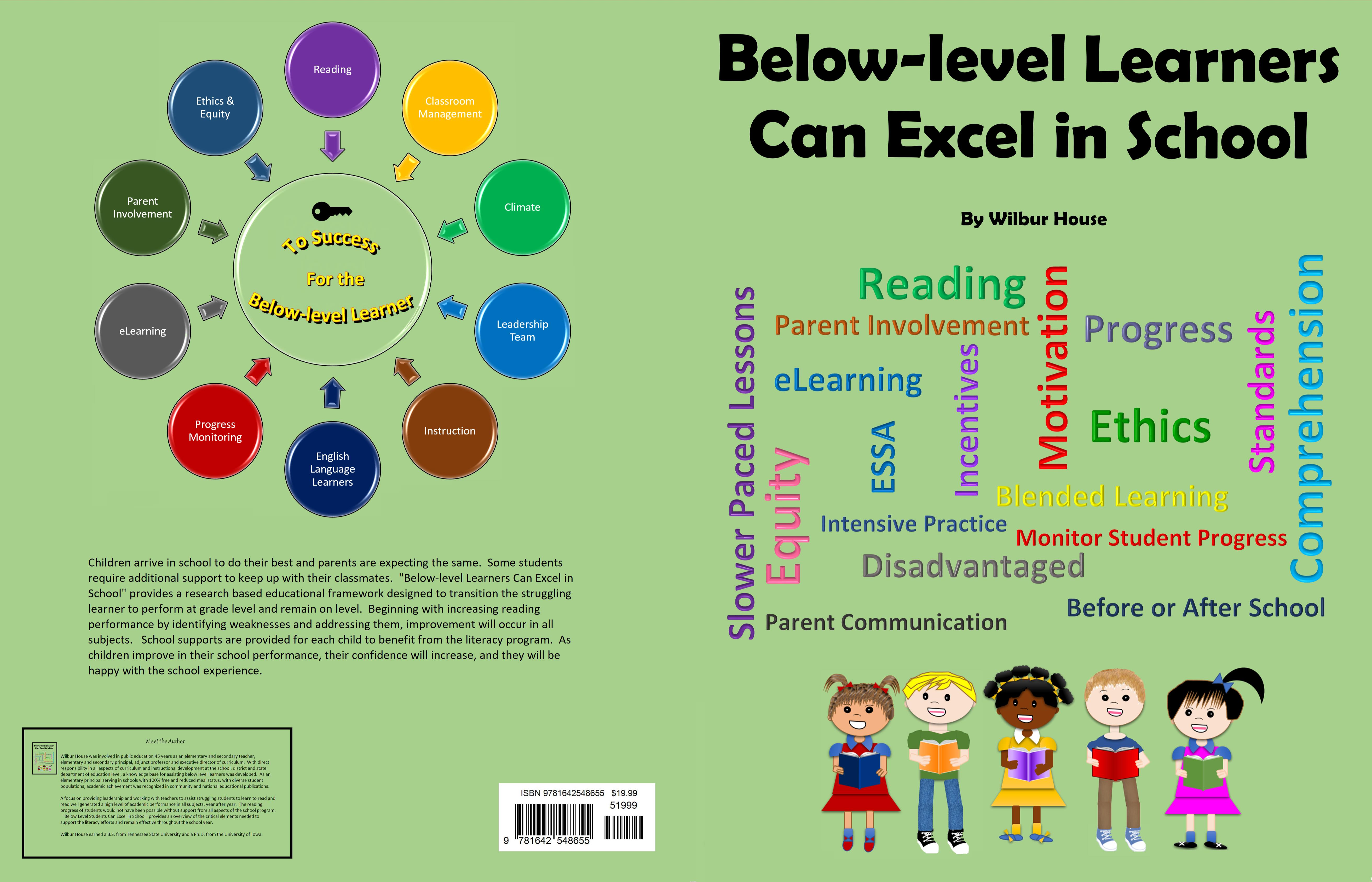 Below-Level Learners Can Excel in School cover image