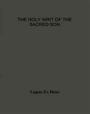 THE HOLY WRIT OF THE SACRED SON cover image